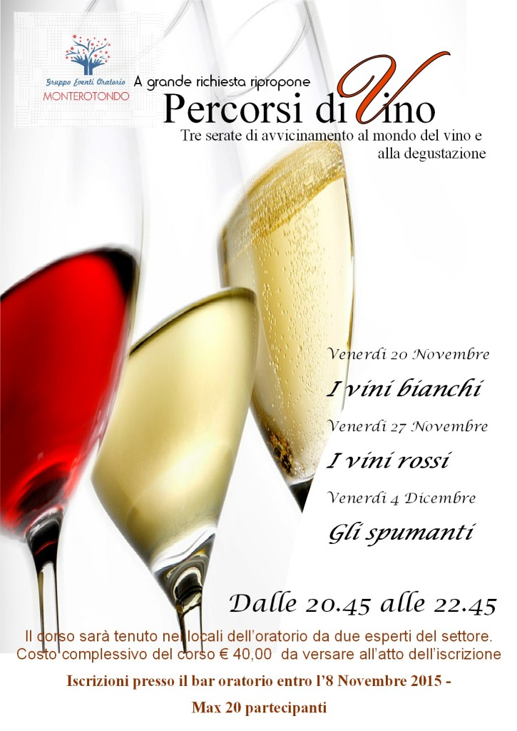percorsi di vino 2nd edition II